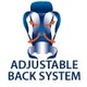 Adjustable Back System