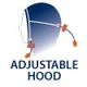 Adjustable Hood