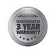 Weatherbeeta 3 Year Warranty