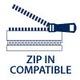 Zip in Compatible