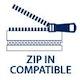 Zip in Compatible